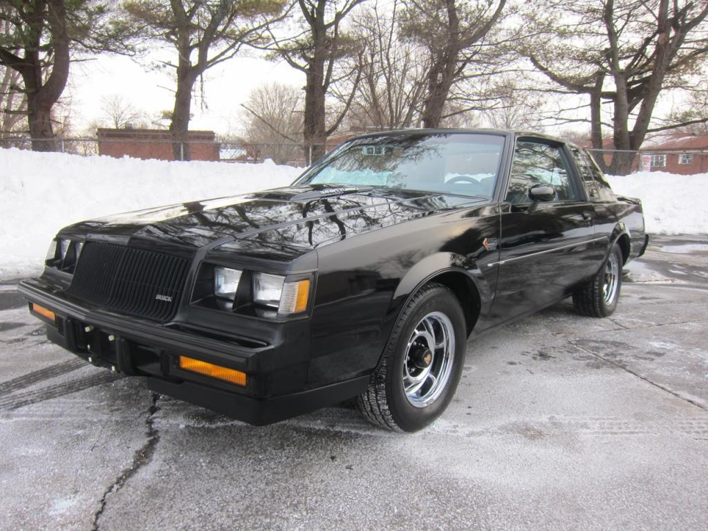 Buick Grand National Turbo