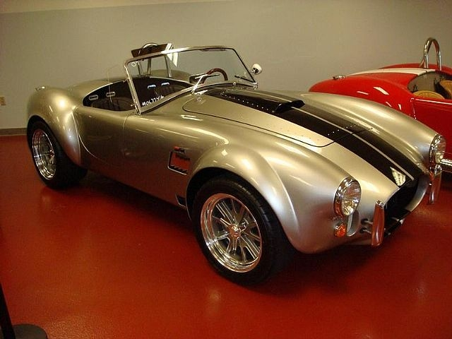 Ford Shelby cobra chasis